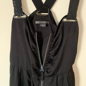 Armani Exchange Silky Beautiful Jumpsuit Sequin